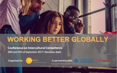 Spain's first Conference on Intercultural Competence